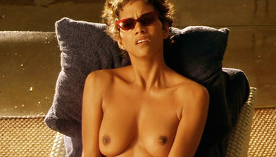 naked nude Monica potter