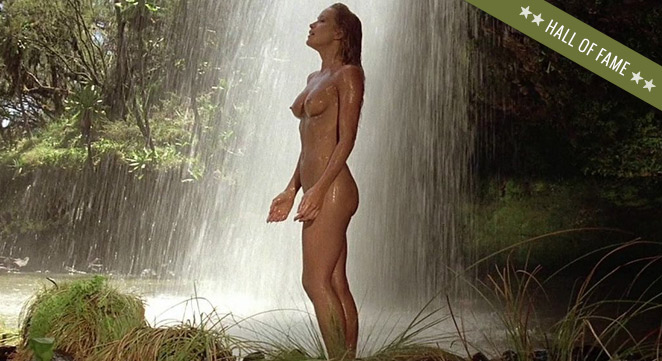 TANYA ROBERTS | Breathtaking View in Sheena, Now in HD