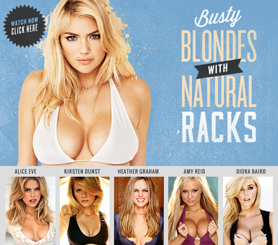 Busty Blondes with Natural Racks   Mr Skin