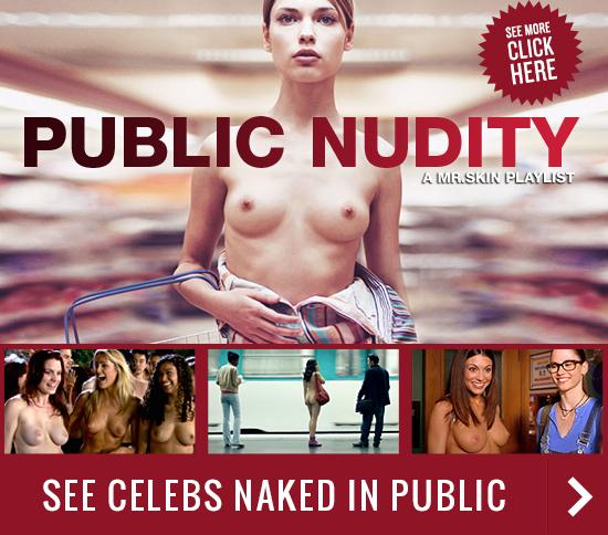 Nude In Public New