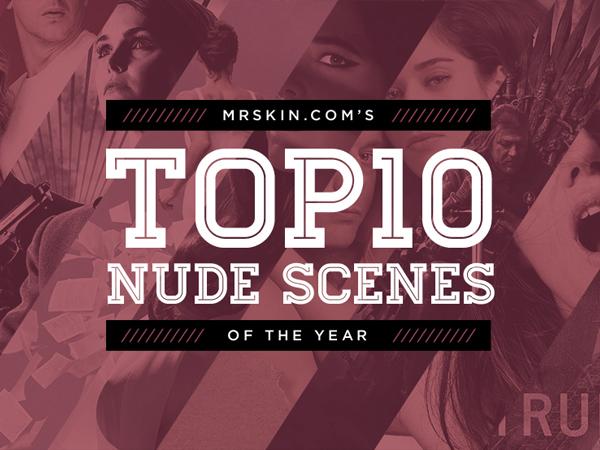 Top 10 Nude Scenes