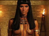 Patricia Velasquez naked in The Mummy