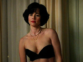 Linda Cardellini nude in Mad Men