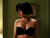 Linda Cardellini naked in Mad Men