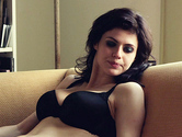 Alexandra Daddario naked in Texas Chainsaw 3D