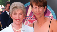 Mother/Daughter Nudity: Janet Leigh &amp; Jamie Lee Curtis