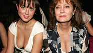 Mother/Daughter Nudity: Susan Sarandon &amp; Eva Amurri