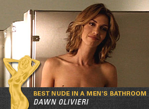 Dawn Olivieri in House of Lies