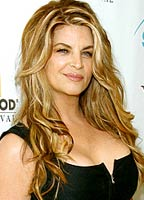 Kirstie Alley bio picture