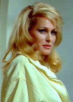 Ursula Andress bio picture