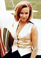 Honor Blackman bio picture