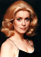 Catherine Deneuve bio picture