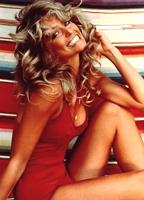 Farrah Fawcett bio picture