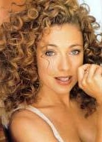 Alex Kingston bio picture