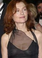 Isabelle Huppert bio picture