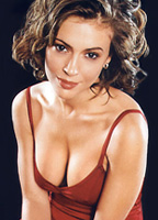 Alyssa Milano bio picture
