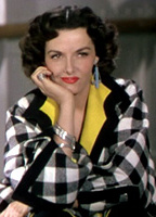 Jane Russell bio picture