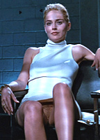 Sharon Stone bio picture