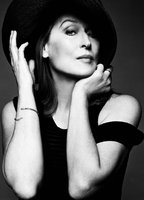 Meryl Streep bio picture
