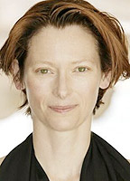 Tilda Swinton bio picture