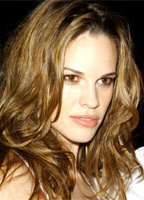 Hilary Swank bio picture
