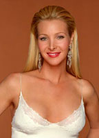 Lisa Kudrow bio picture