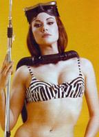 Claudine Auger bio picture