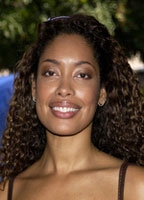 Here not Naked pic gina torres