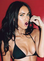 Megan Fox bio picture