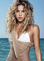 Shakira bio picture