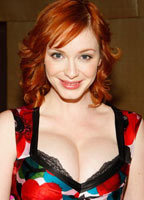Christina Hendricks bio picture