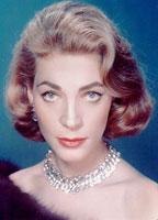 Lauren Bacall bio picture