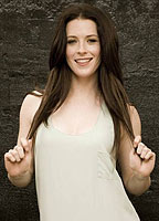Bridget Regan bio picture