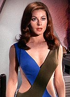 Sherry Jackson bio picture