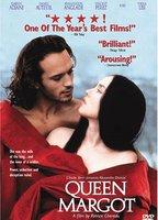 Isabelle Adjani as Margot in Queen Margot