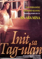 Ara Mina as NA in Init Sa Tag-Ulan
