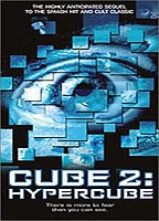 Lindsey Connell as Julia in Cube 2
