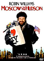 Maria Conchita Alonso as Lucia Lombardo in Moscow on the Hudson