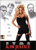 Pamela Anderson as Sarah in Raw Justice