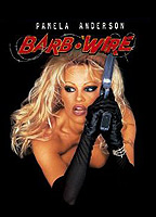 Pamela Anderson as Barb Wire / Barbara Kopetsk in Barb Wire