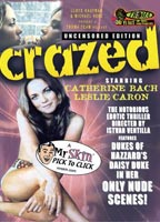 Catherine Bach as Sue (as Kathy Bach) in Crazed