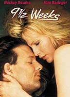 Kim Basinger as Elizabeth in 9 1/2 Weeks