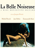 Emmanuelle B�art as Marianne in La belle noiseuse