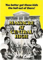 Kimberly Beck as Theresa in Massacre at Central High