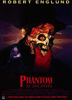 The Phantom of the Opera boxcover