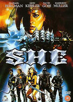 Sandahl Bergman as She in She