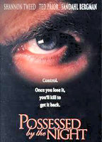Sandra Taylor as Body double for Shannon Tweed in Possessed by the Night