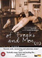 Of Freaks and Men boxcover