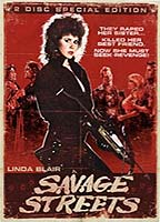 Linda Blair as Brenda in Savage Streets