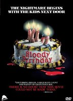 Julie Brown as Beverly Brody in Bloody Birthday